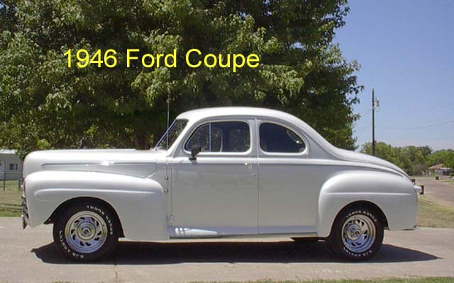 46 Ford Business Coupe For Sale Ford Is Your Car