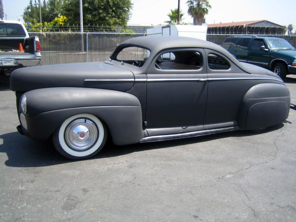 Ford Business Coupe #5