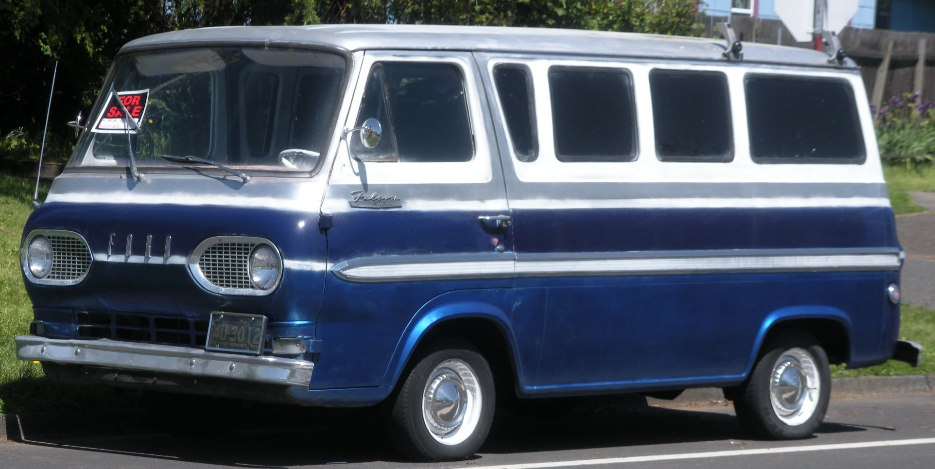 ford club wagon 1963 9
