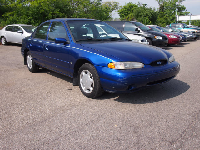 1997 Ford Contour Information And Photos Momentcar