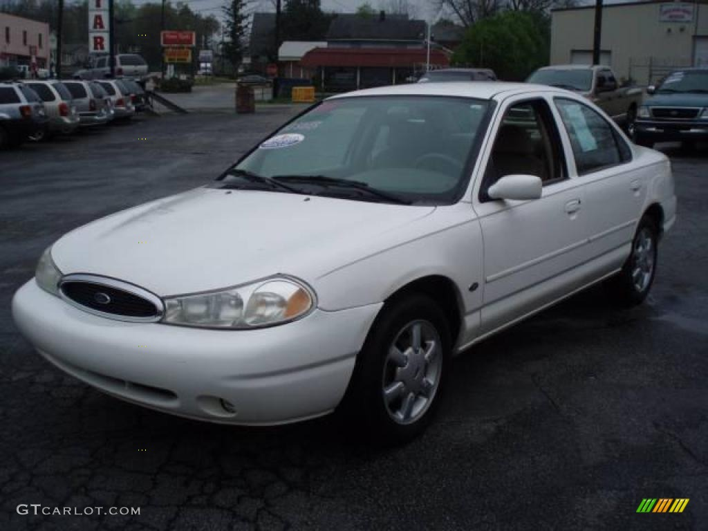 1999 Ford Contour Information And Photos Momentcar