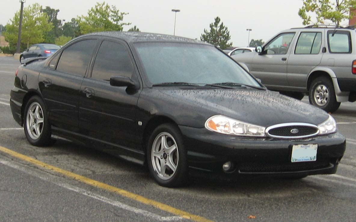 Ford Contour 2000 #4