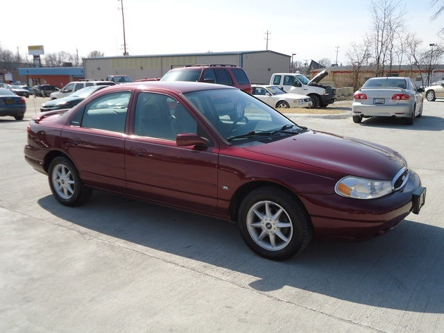 Ford Contour 2000 #7