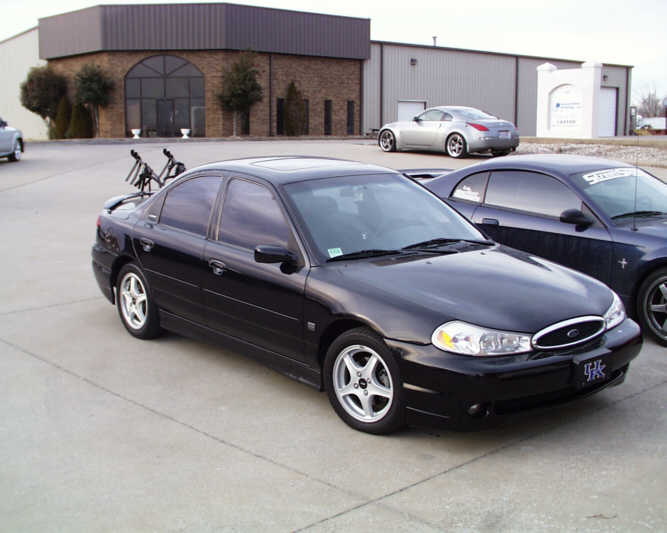 Ford Contour 2000 #8