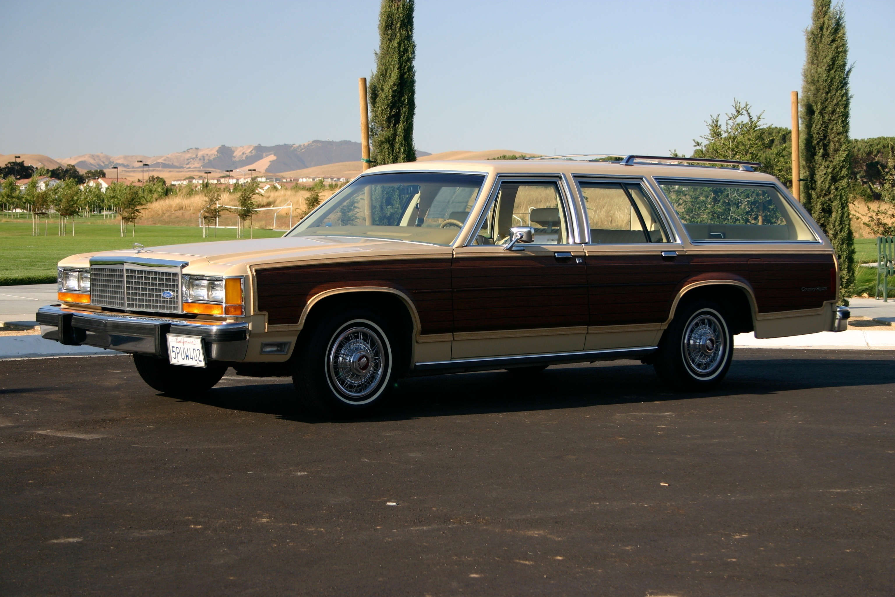 Ford Country Squire #1