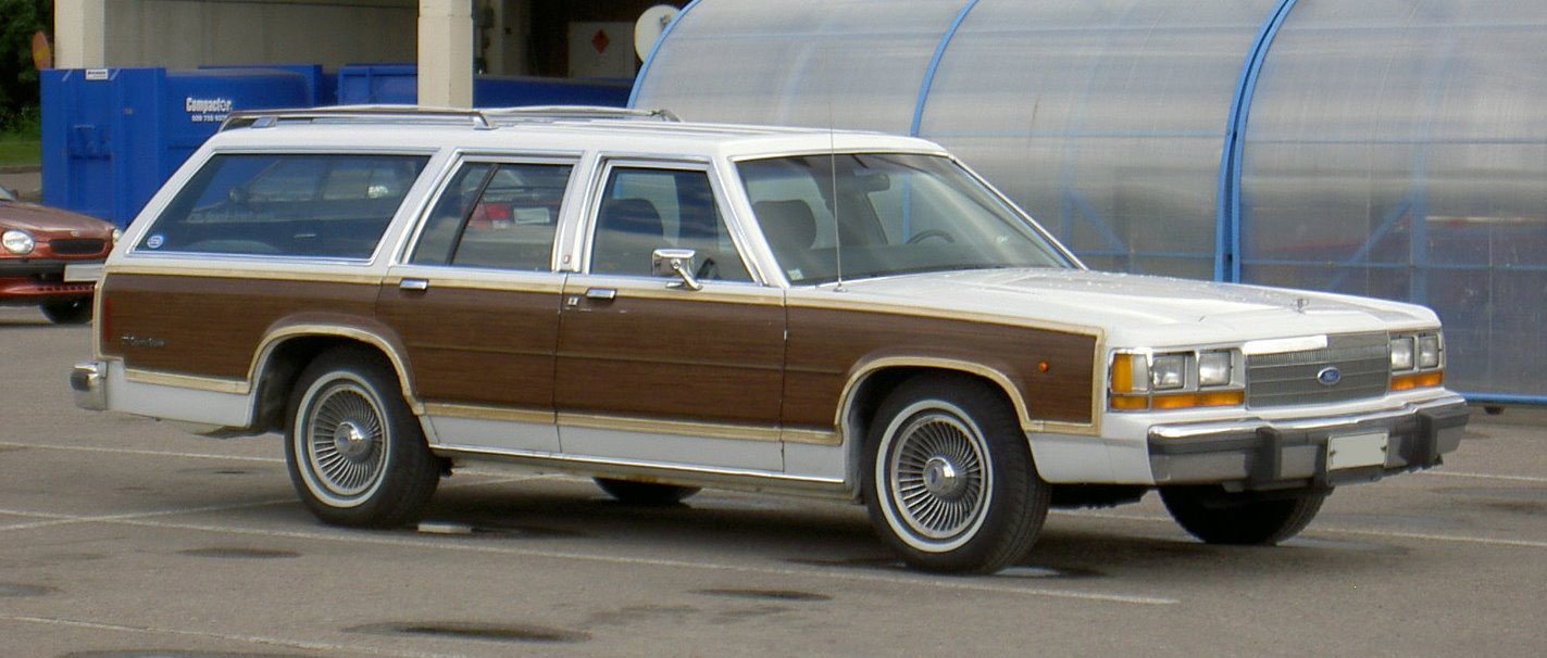 Ford Country Squire Information And Photos Momentcar 1969 Crown Victoria 10