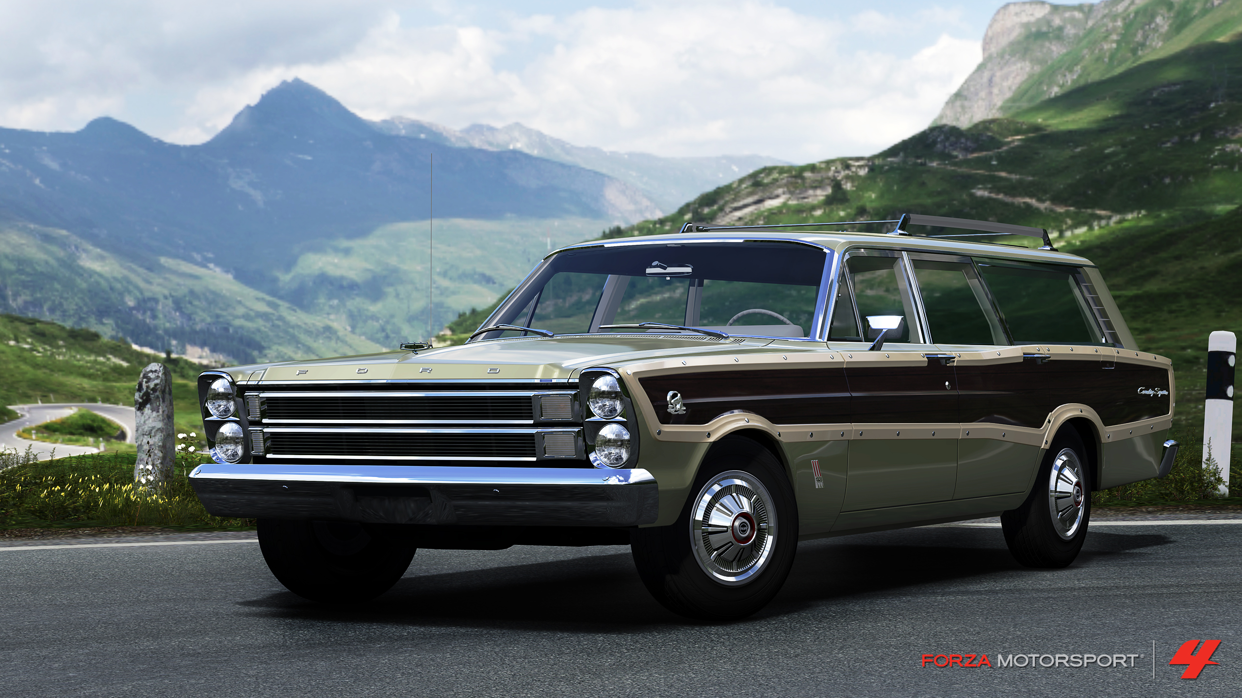 1966 Ford Country Squire - Information and photos - MOMENTcar