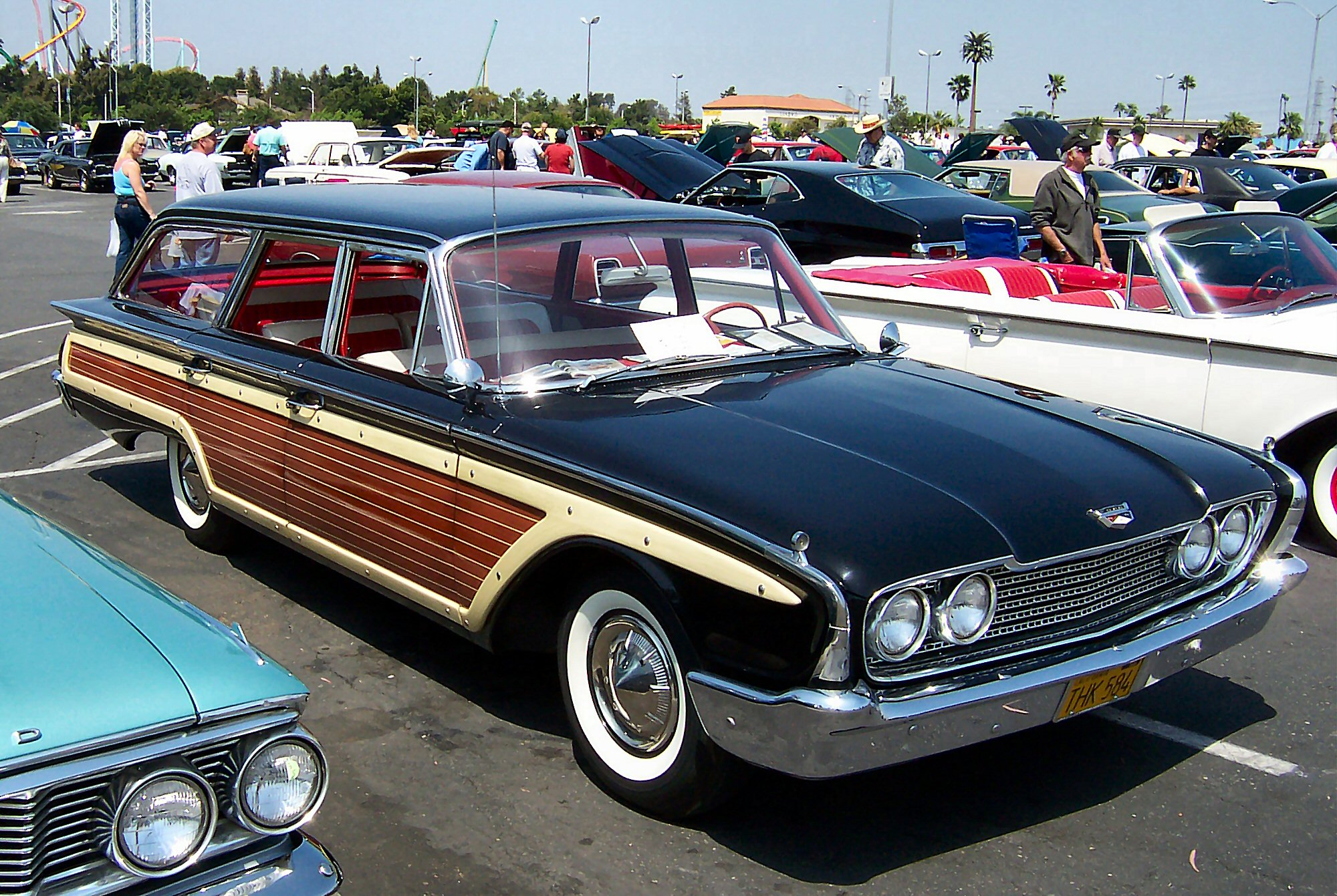 Ford Country Squire #2