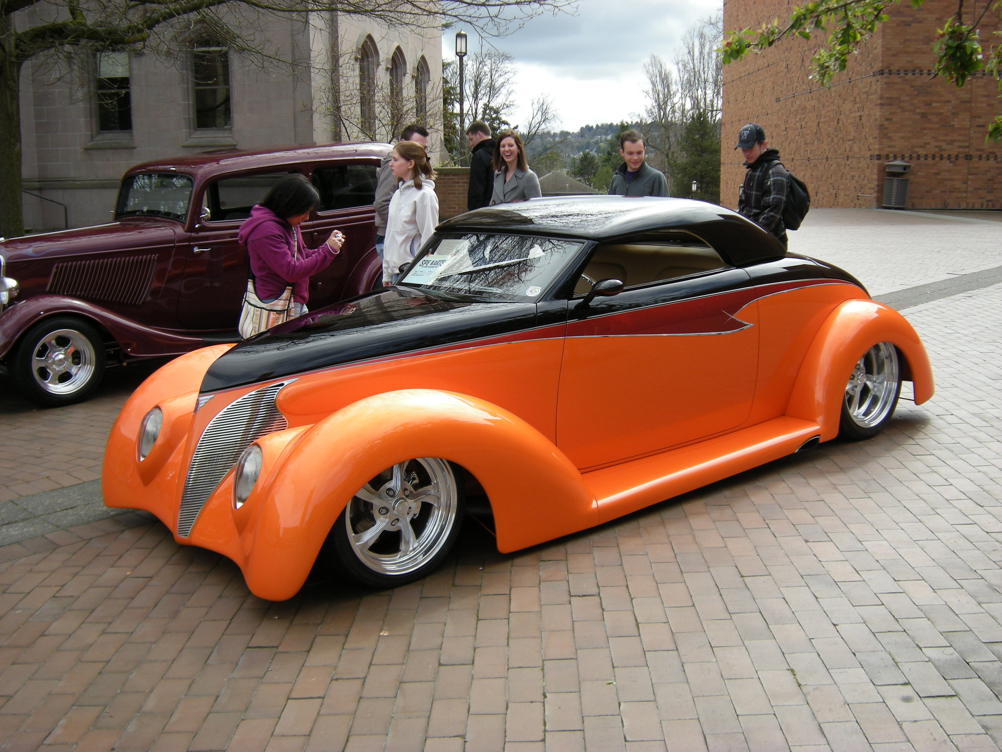 Ford Coupe #3