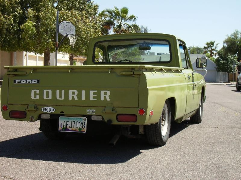 FORD COURIER - 128px Image #4
