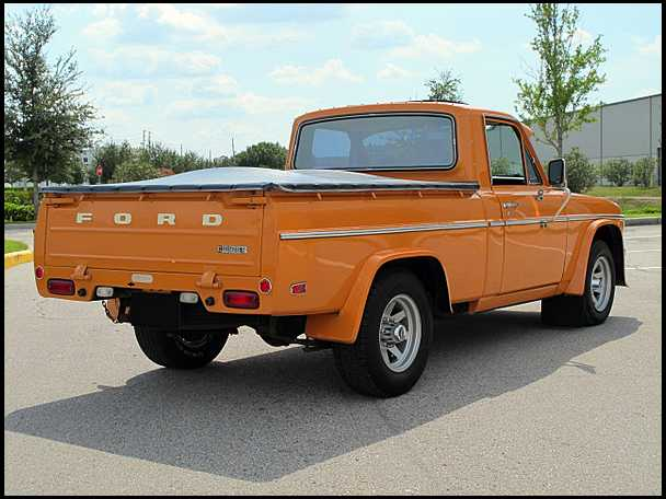 Ford Courier 35px Image 5