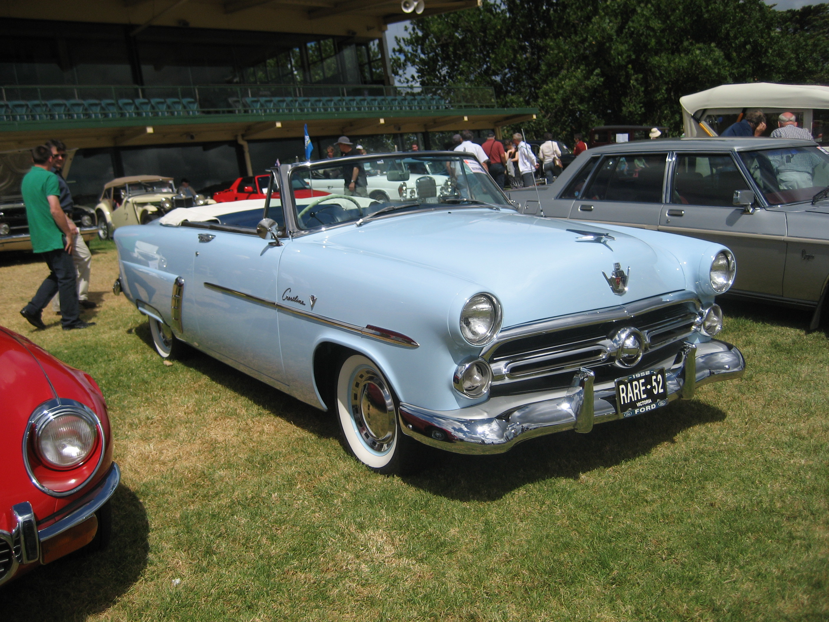 1952 ford crestline information and photos momentcar