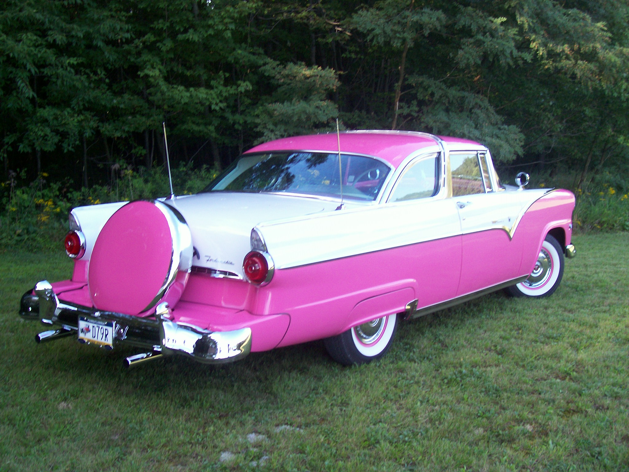 1955 ford crown victoria information and photos momentcar. Cars Review. Best American Auto & Cars Review