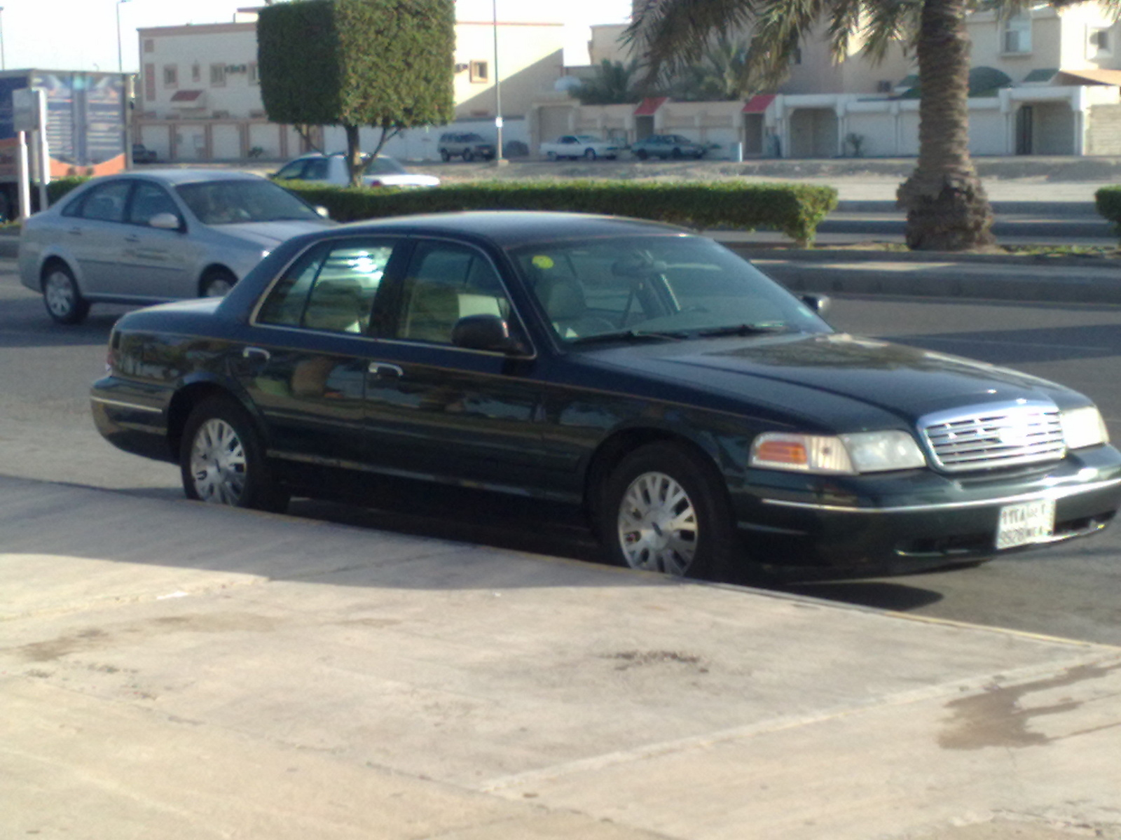 Ford Crown Victoria 2003 #14