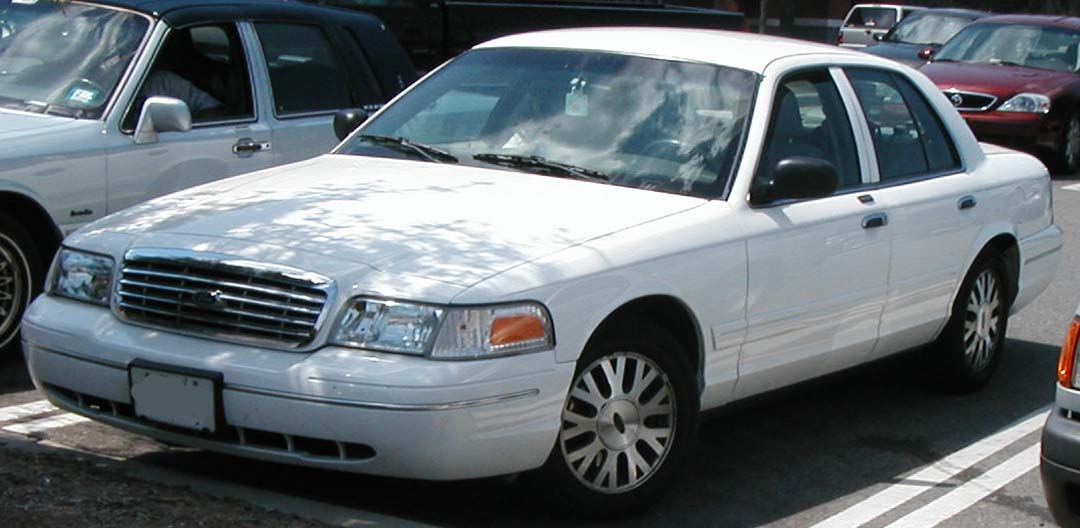 Ford Crown Victoria 2006 #4