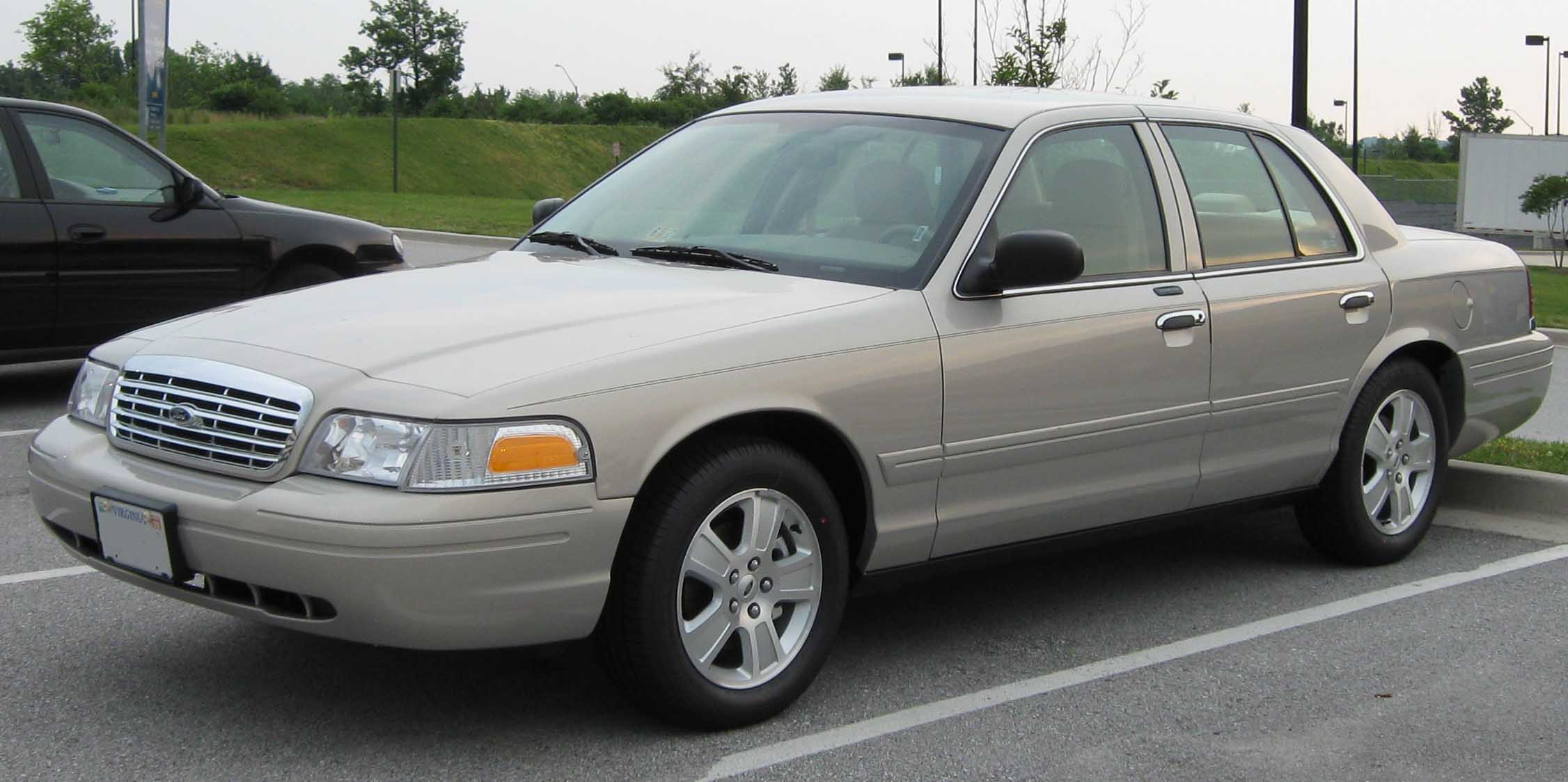 Ford Crown Victoria 2007 #1