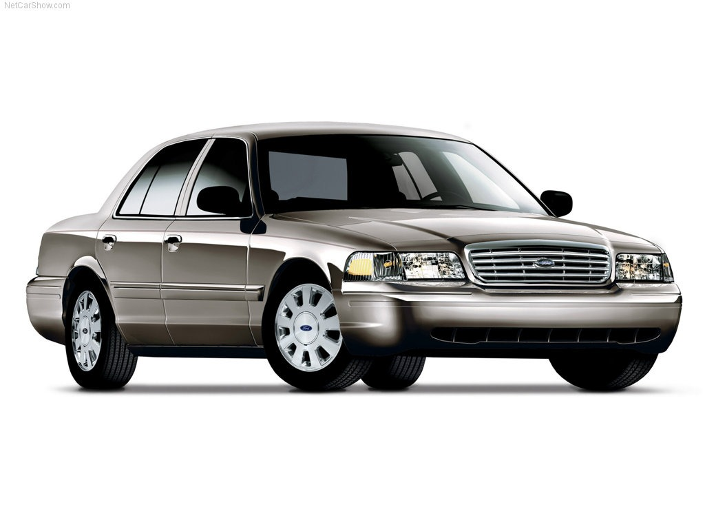 Ford Crown Victoria 2011 #7