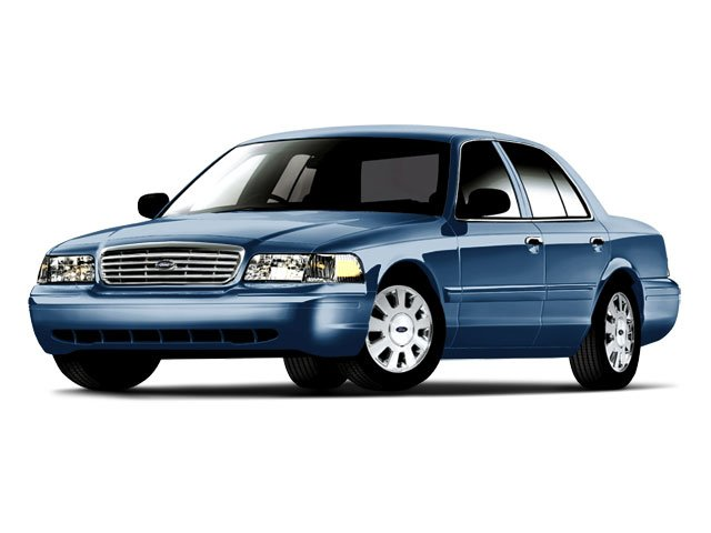 Ford Crown Victoria 2011 #11