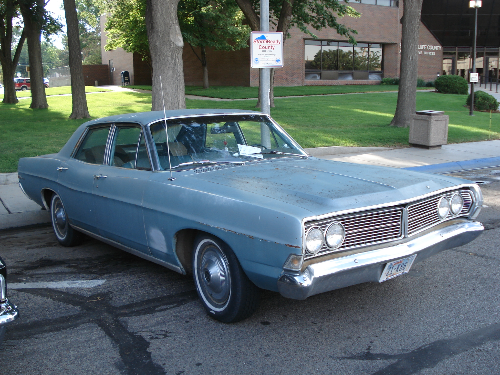1968 Ford Custom - Information And Photos