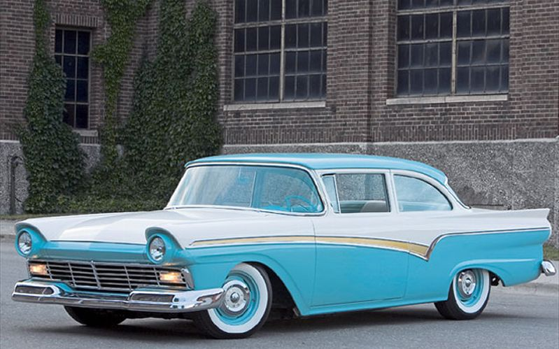 1957 Ford Custom 300 Information And Photos Momentcar