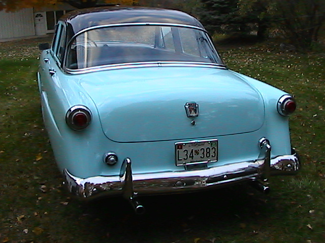 1952 ford customline information and photos momentcar for 1952 ford customline 2 door