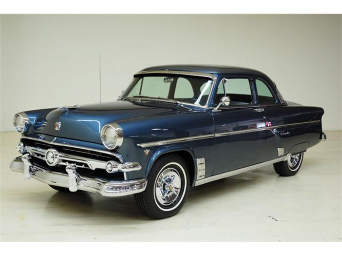 1954 Ford Customline  Information and photos  MOMENTcar
