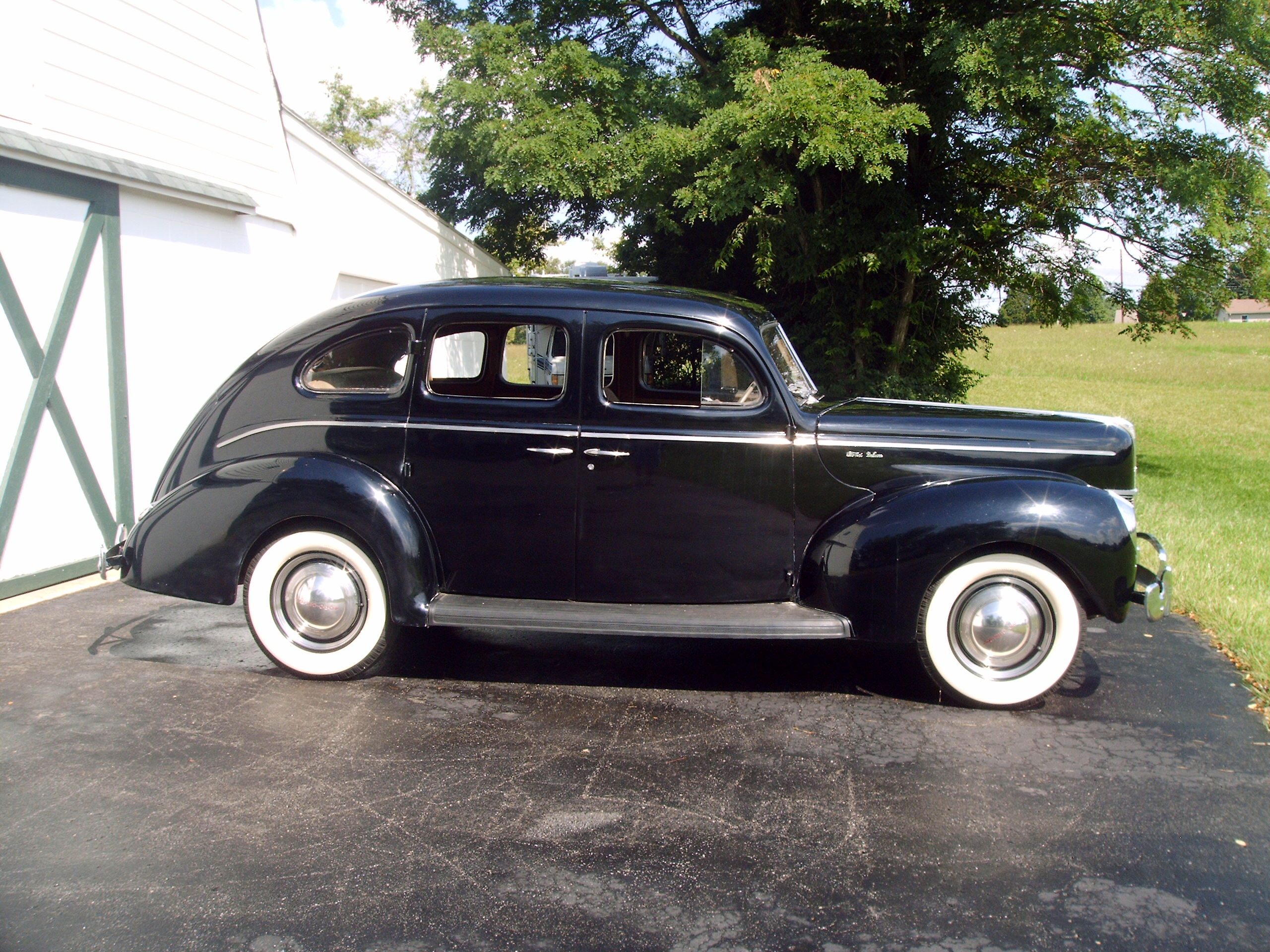 1940 Ford Deluxe Information And Photos Momentcar