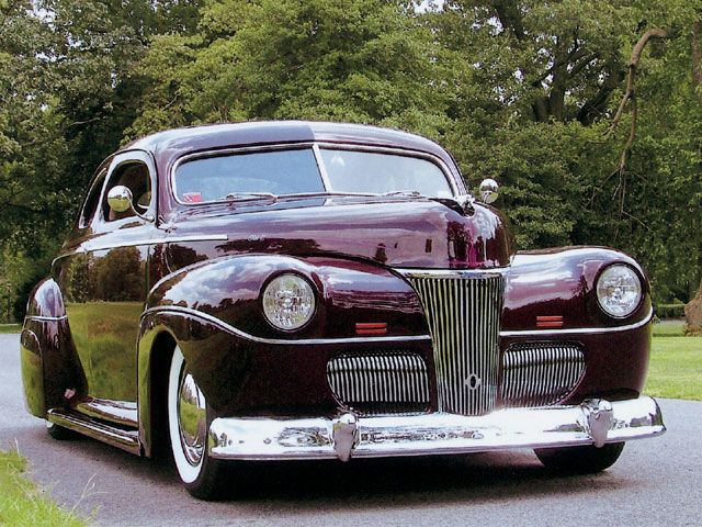 1941 Ford Deluxe Information And Photos Momentcar