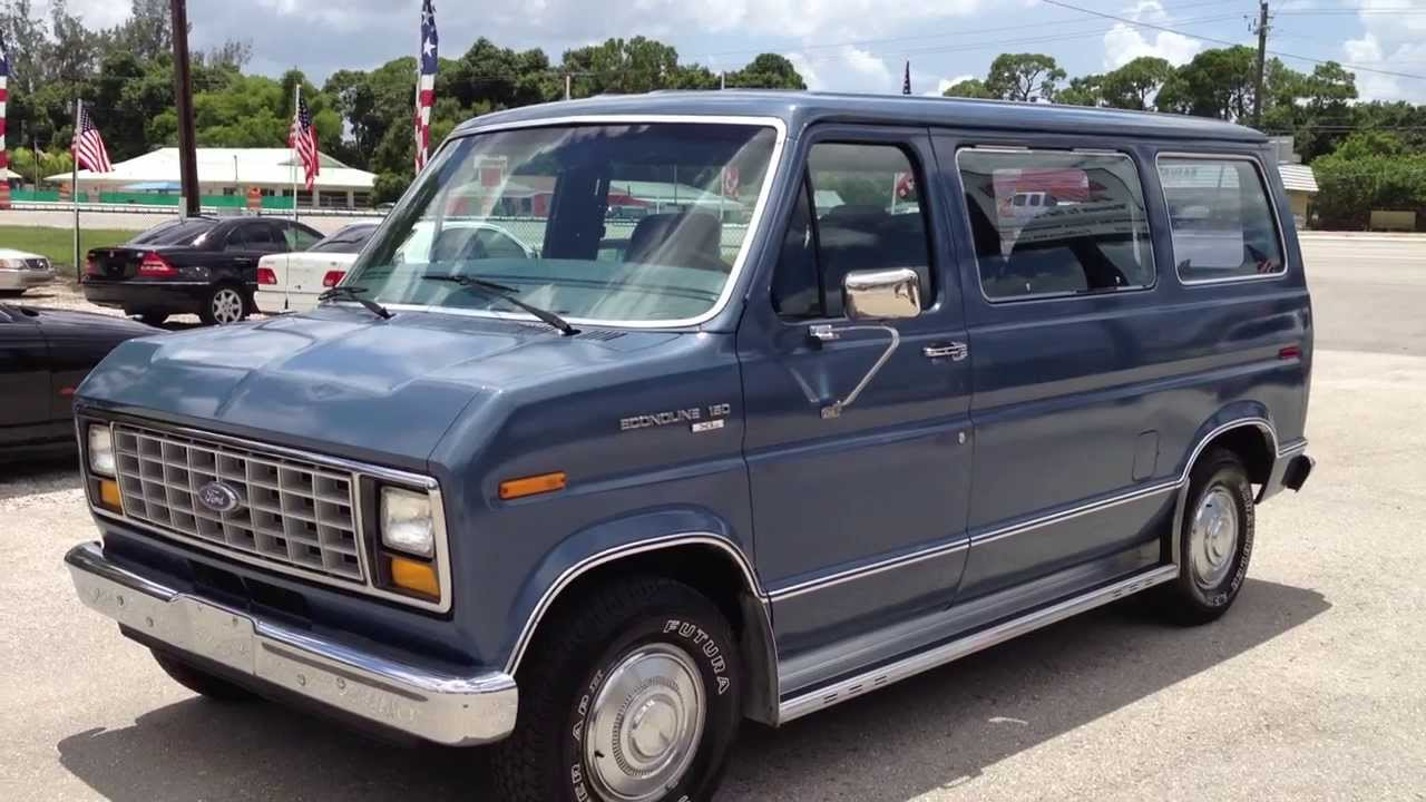 1983 Ford E150 Information And Photos Momentcar 1980 Conversion Van 12