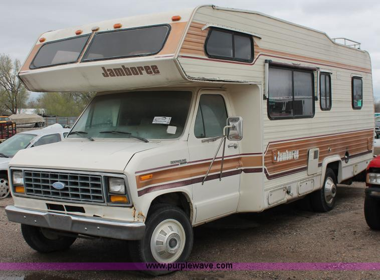 1983 Ford E350 Information And Photos Momentcar