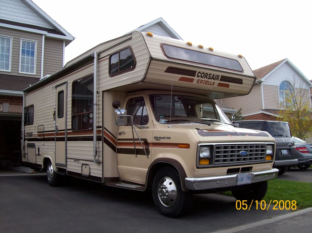 1983 Ford E350 - Information and photos - MOMENTcar