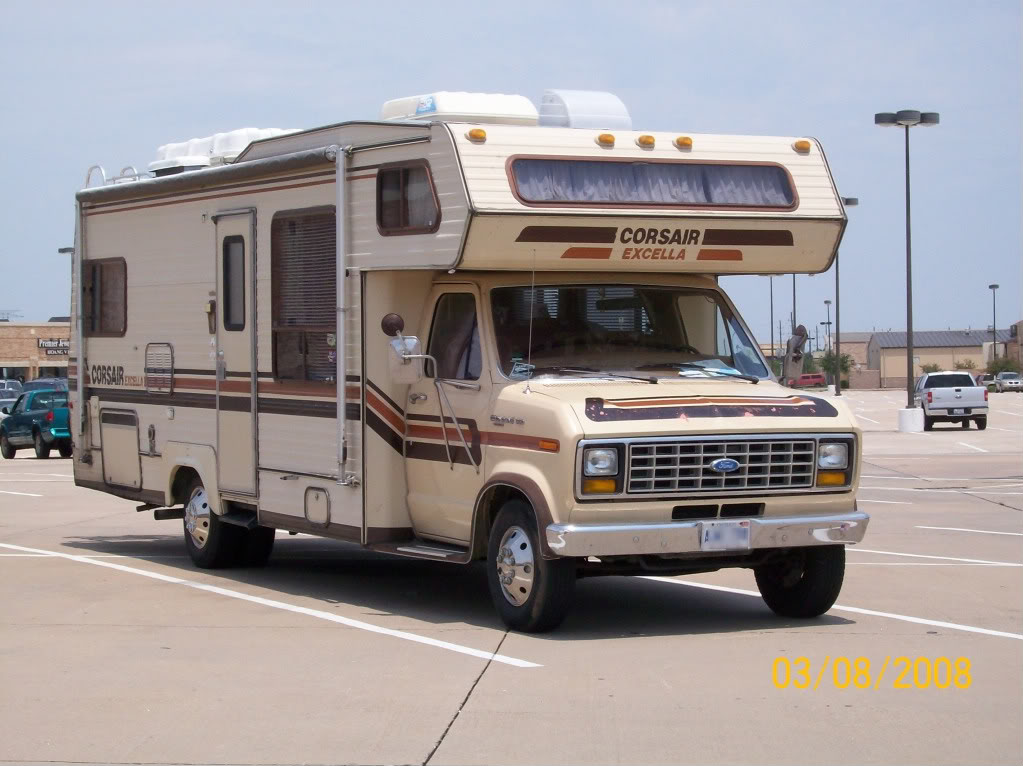 1987 Ford E350 Information And Photos Momentcar