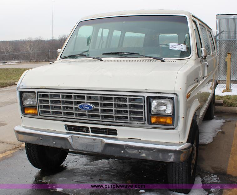 Ford Expedition El >> 1989 Ford E350 - Information and photos - MOMENTcar