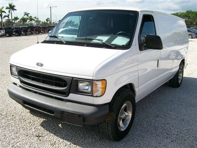 1999 ford econoline cargo information and photos momentcar. Black Bedroom Furniture Sets. Home Design Ideas