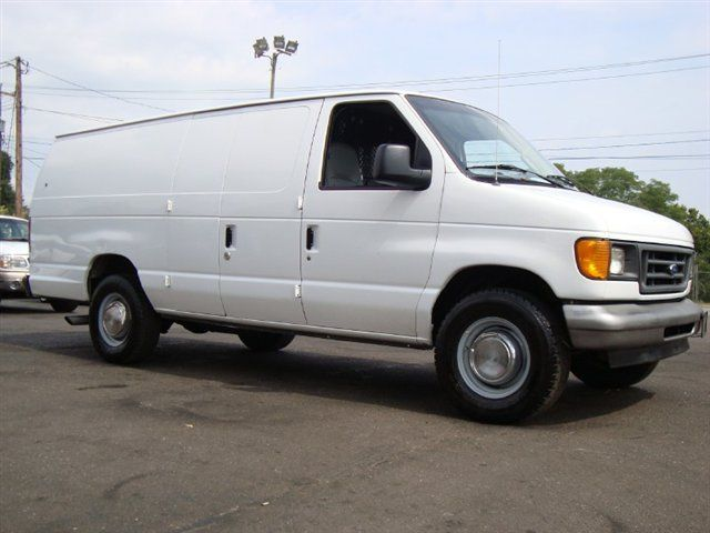 2003 ford econoline cargo information and photos momentcar. Black Bedroom Furniture Sets. Home Design Ideas
