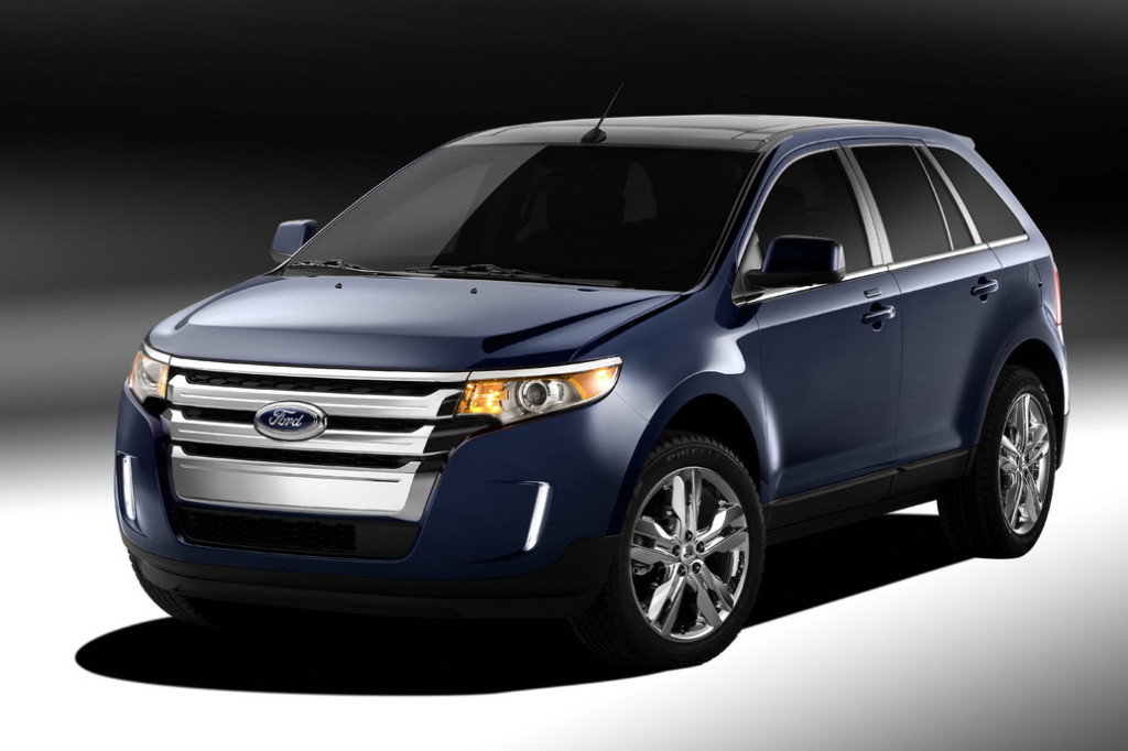 2014 ford edge - information and photos - momentcar