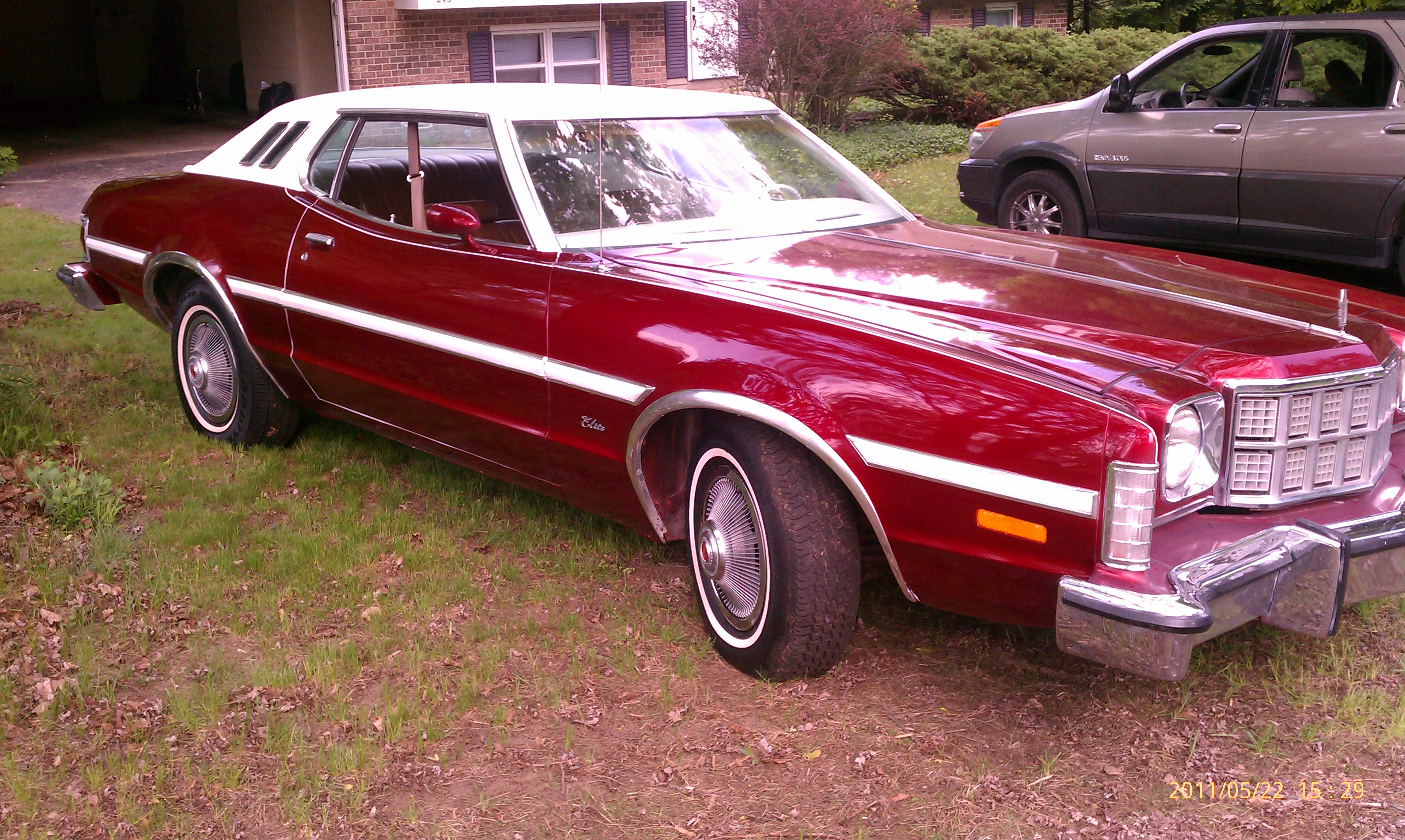 1975 Ford Elite Information And Photos Momentcar