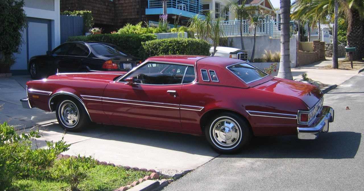 1976 Ford Elite Information And Photos Momentcar