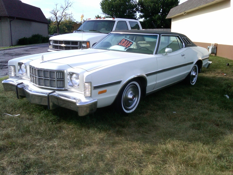 1976 Ford Thunderbird - Information and photos - MOMENTcar