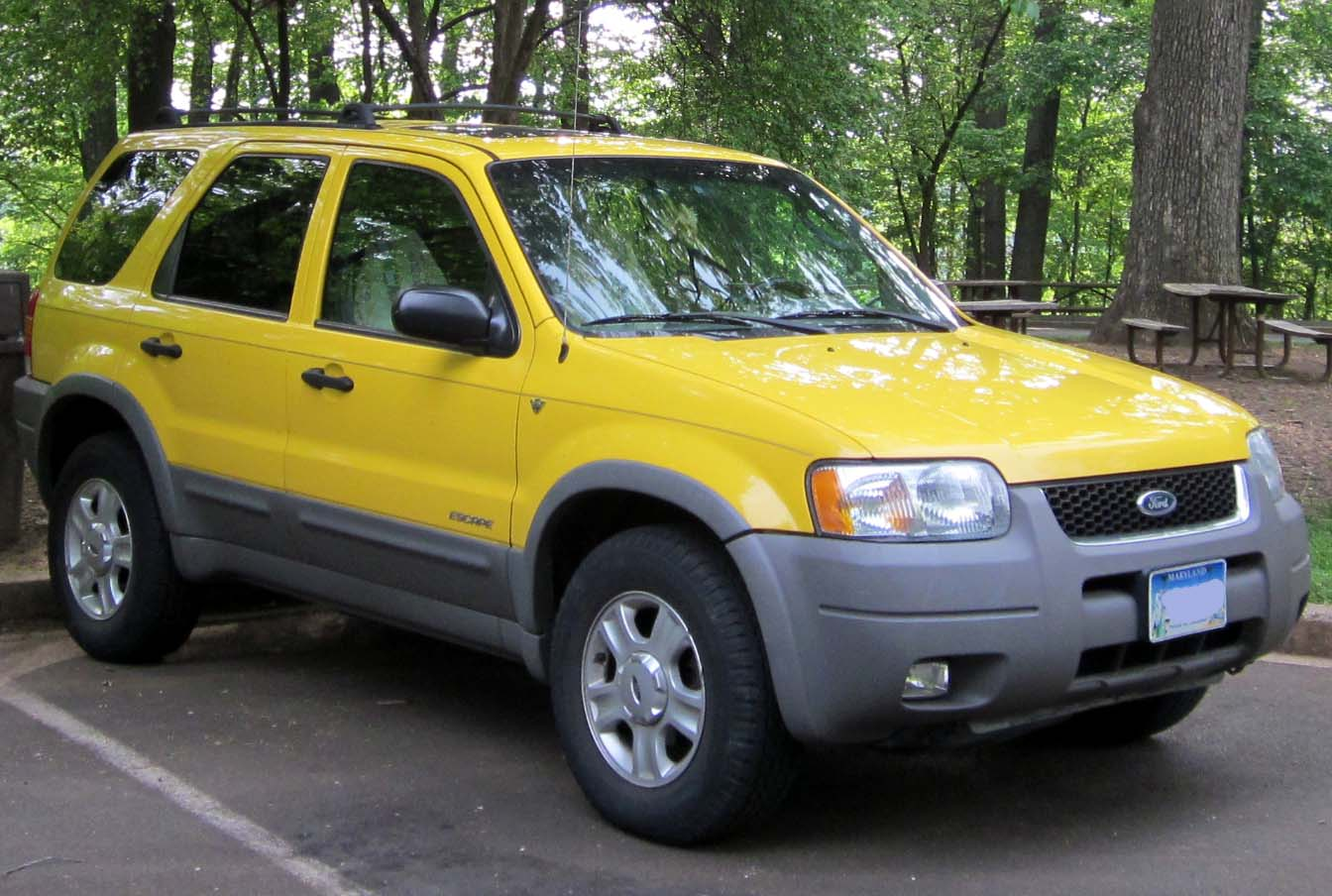 2004 Ford Escape - Information and photos - MOMENTcar