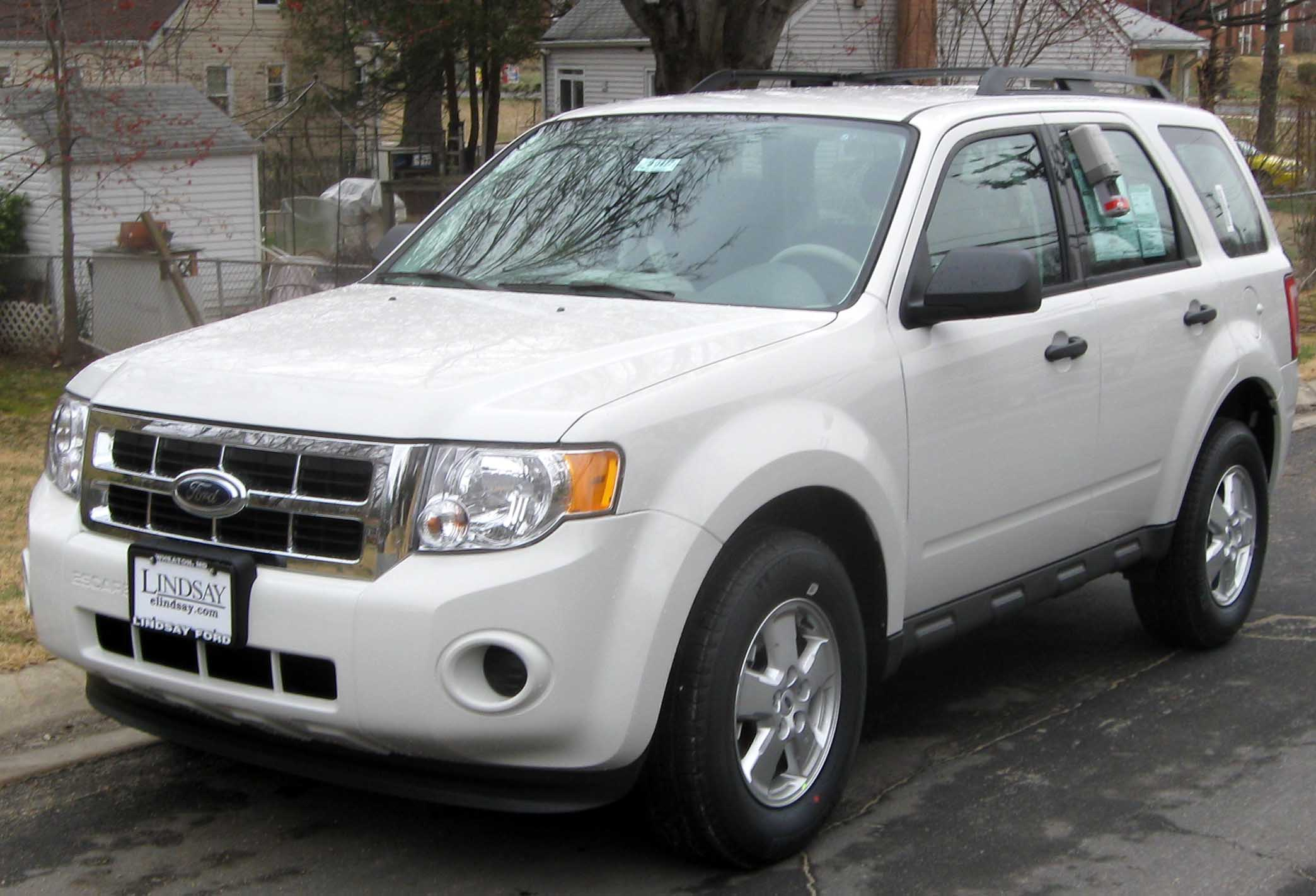 Ford Escape #9