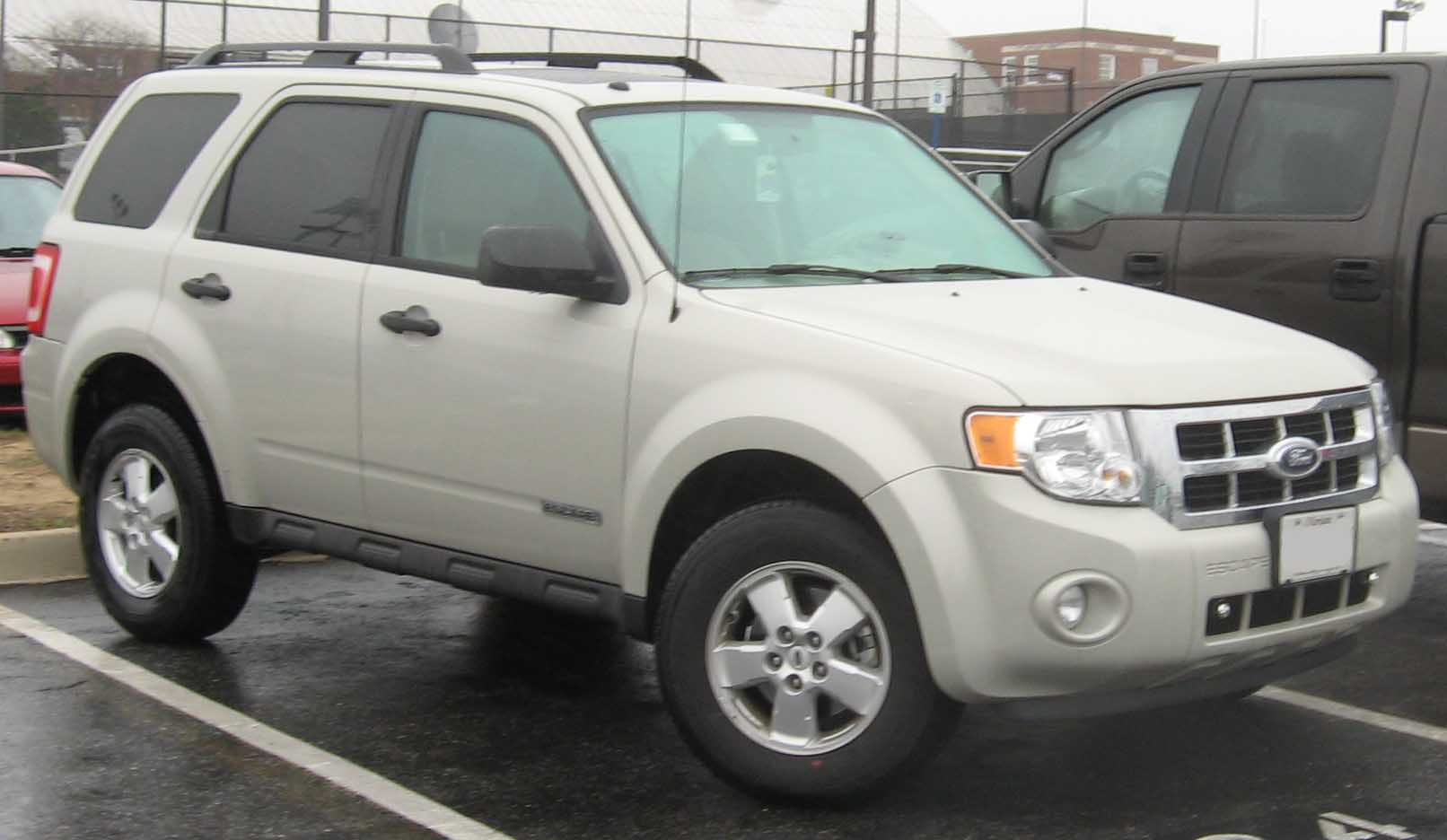 2008 Ford Escape Information And Photos Momentcar