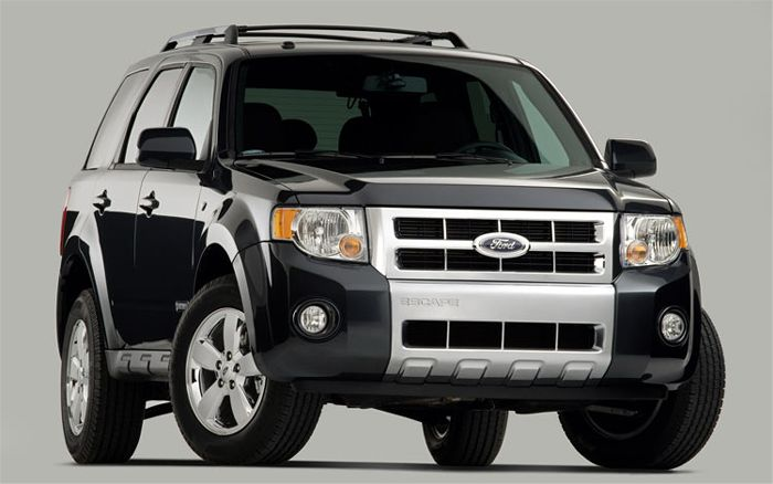 Ford Escape Hybrid 2007 #3