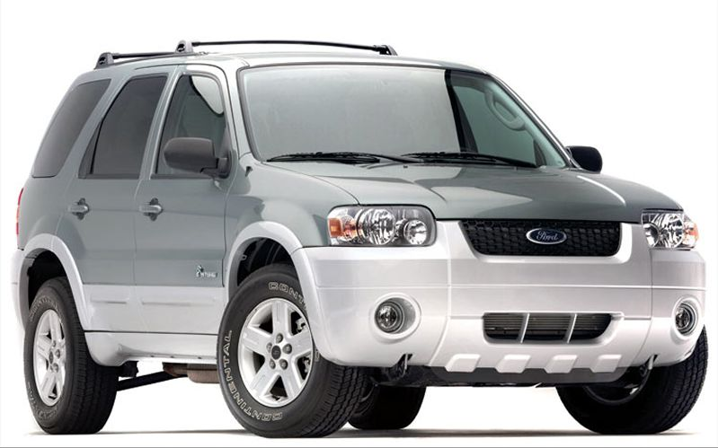 Ford Escape Hybrid 2007 #4