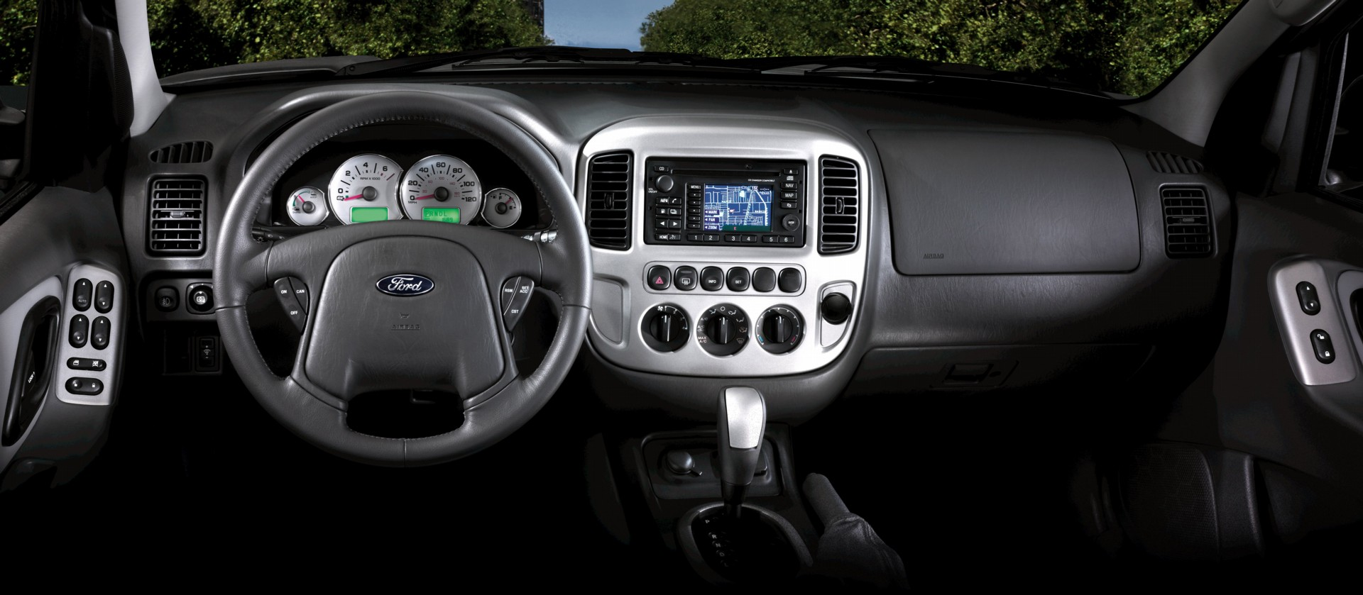 Ford Escape Hybrid 2007 #6