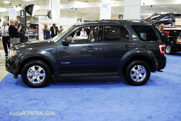 Ford Escape Hybrid 2009 3 Jpg