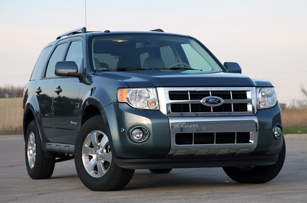 Ford Escape Hybrid #24
