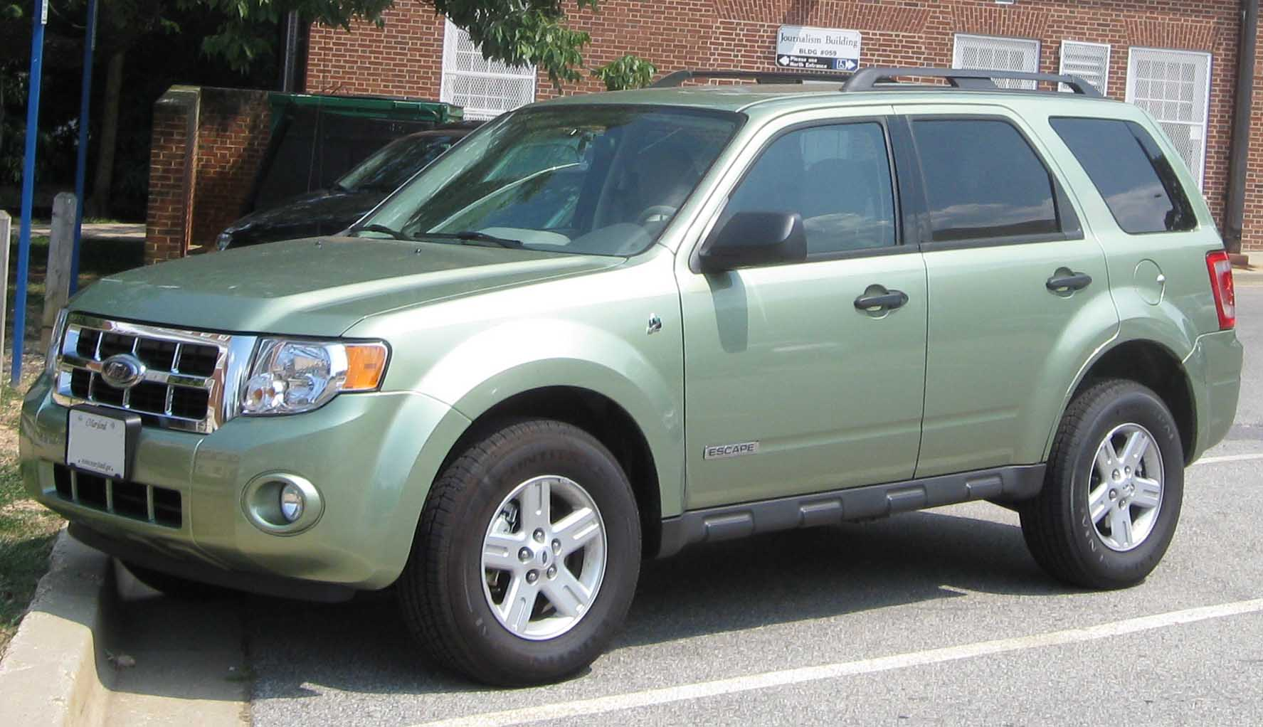 Ford Escape Hybrid #28