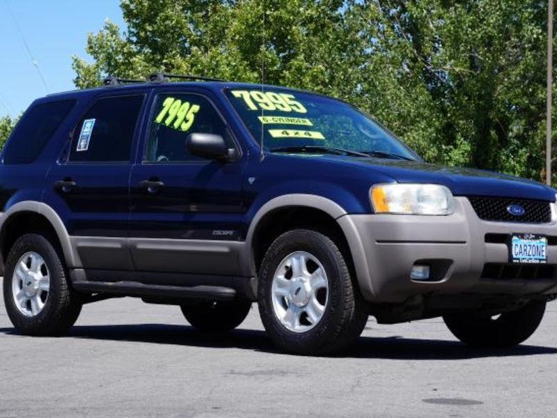 Ford Escape XLT Midnight #45