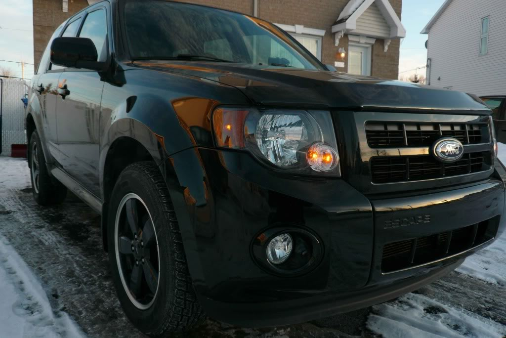 Ford Escape XLT Sport #42
